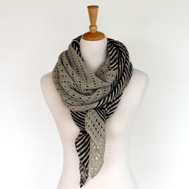 Annisa Wrap pattern by Ambah O\'Brien