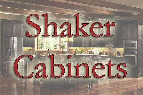 Shaker Kitchen Photo Gallery