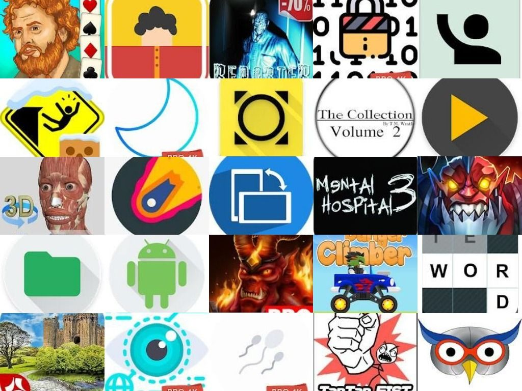 Google Play Store Aktion Diese 29 AndroidApps, Spiele