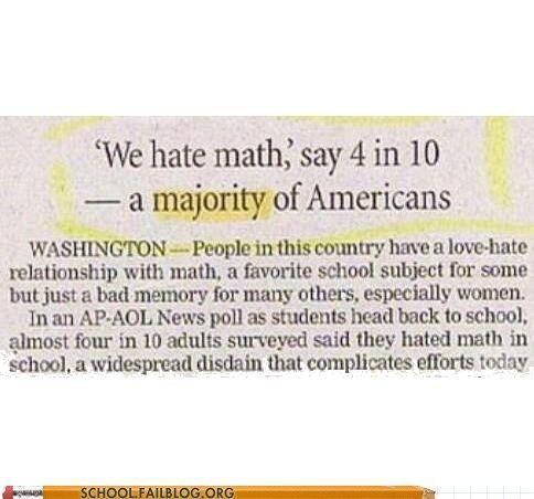 Stupid headlines