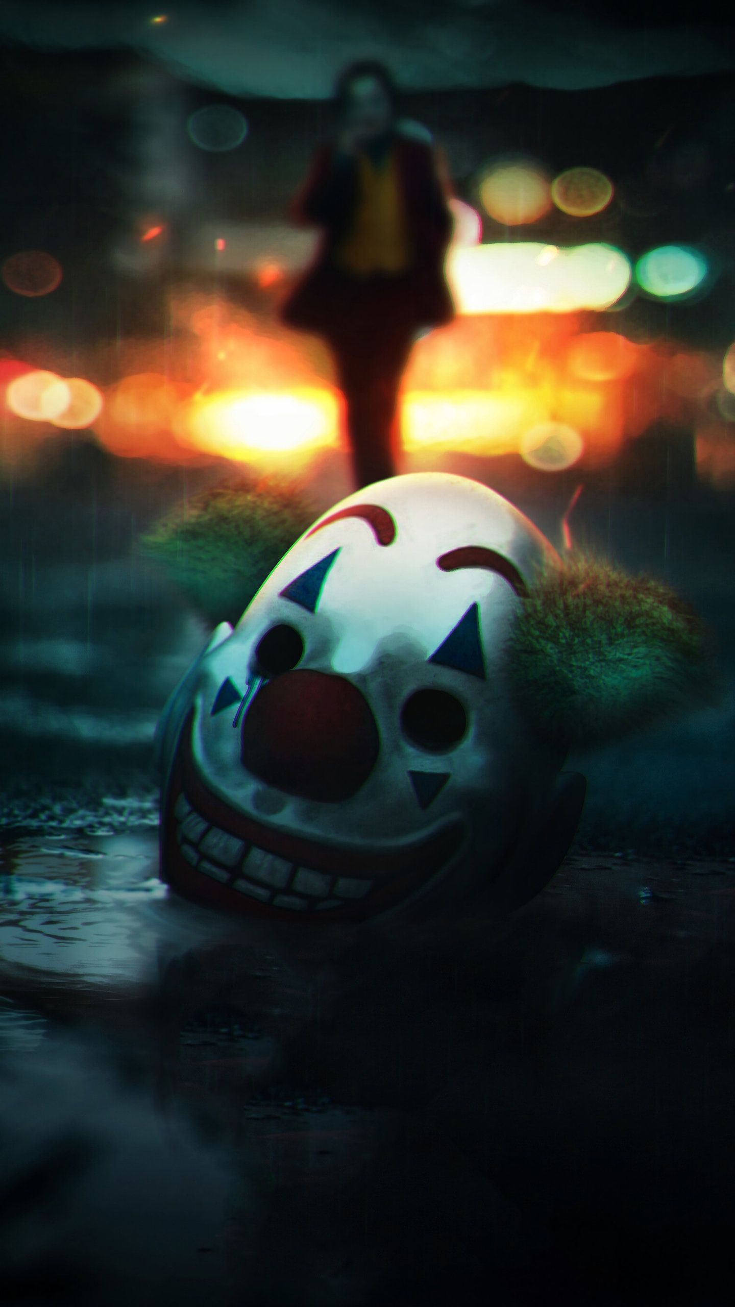 The Joker Mask Off, HD Movies Wallpapers Photos and