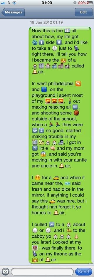 oh my gosh who has the time for this!? so funny though.