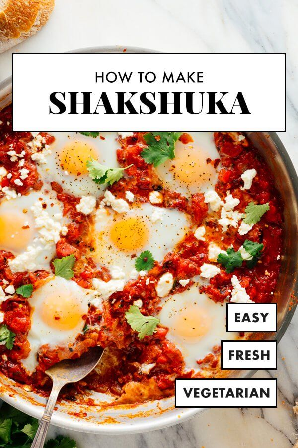 Learn how to make the best shakshuka with this foolproof recipe Shakshuka features poached eggs in a hearty tomato and pepper sauce Its a popular Middle Eastern and North...