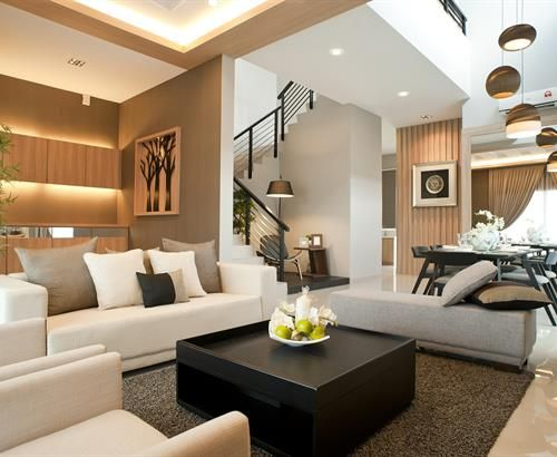 Sunway Wellesley Semi D Malaysia Properties Sunway Property Interior Concept Kitchen Dinning Room House Design