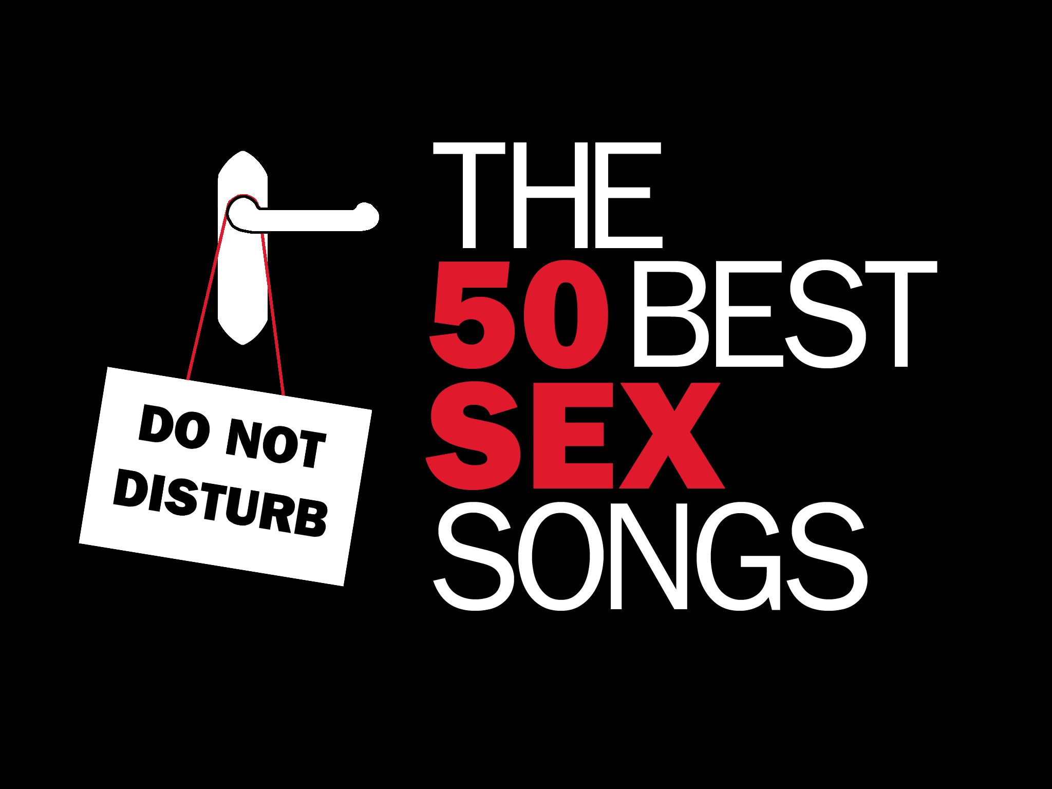 Most Sexual Songs Ever