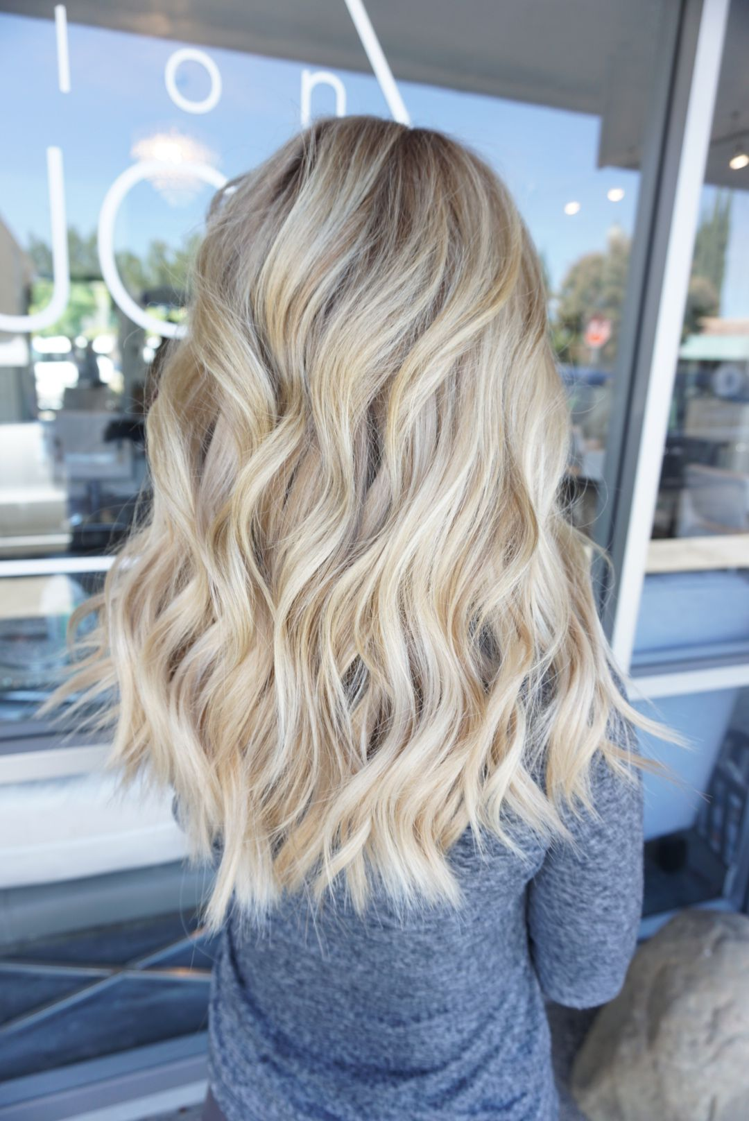 Blonde NBR hair extensions Nbr extensions, Long hair