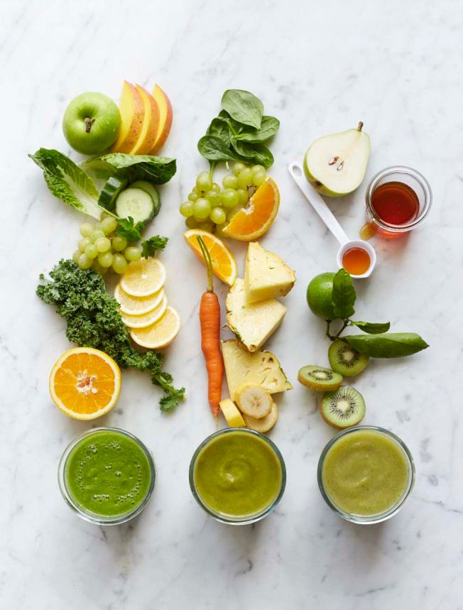 Day 1: Get Juicing #30Days30Ways