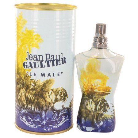 Jean Paul Gaultier Le Male Summer Fragrance Natural Spray, 4.2 fl oz