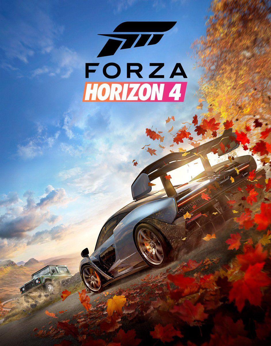 Forza Horizon 4 Jogos Xbox One Jogos Xbox Xbox
