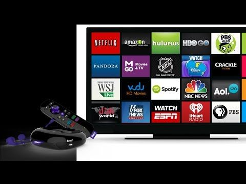 Free Movies!! Free TV!! Let's Look Through My Roku Player