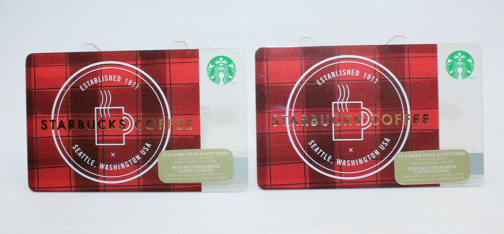 Details about starbucks coffee 2014 gift card est 1971