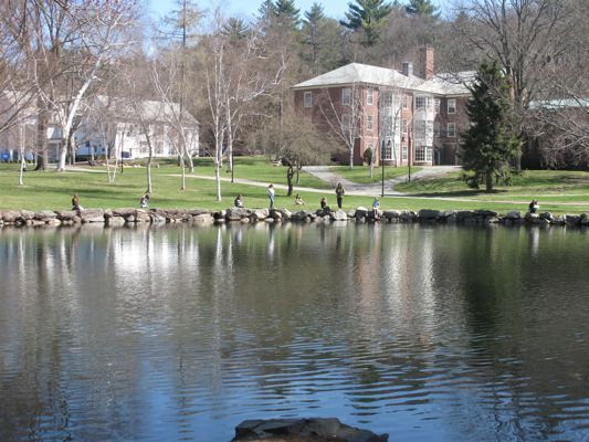 Dana Hall School, Wellesley, Ma  Favorite Places  Spaces -7325