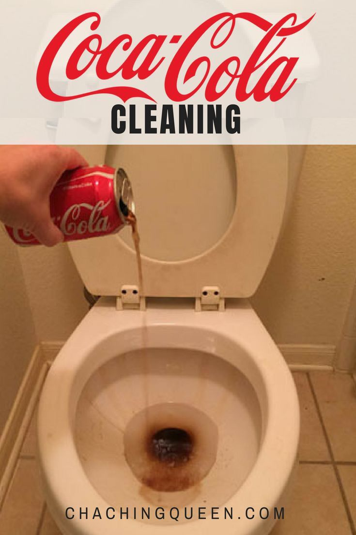 How To Clean A Toilet And How To Remove Hard Water Stains