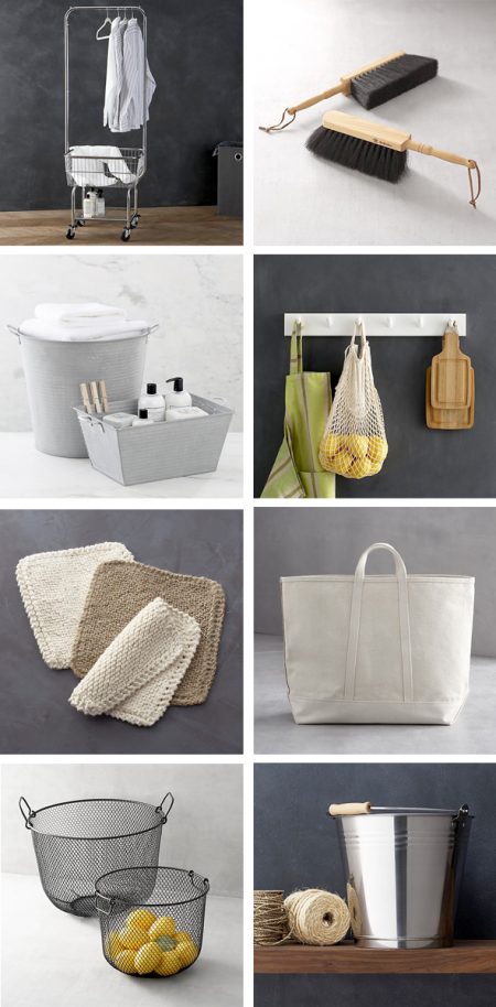 Almost makes me want to clean! From boxwood clippings_crate and ...