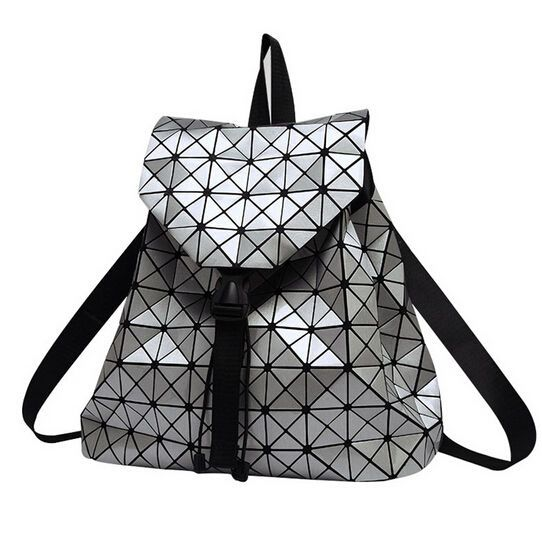 New Geometric backpack women patchwork diamond lattice backpacks ... c5d09dee927dc