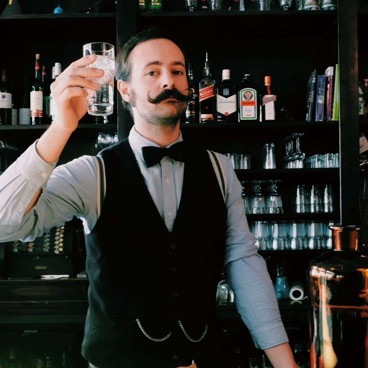Pix For u0026gt; 1920s Bartender Costume | party | Pinterest | Bartenders Costumes and Halloween costumes