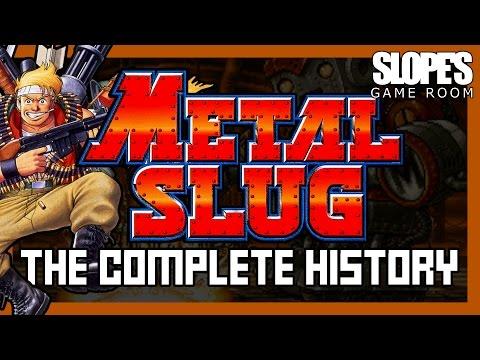Metal Slug The Complete History SGR YouTube in 2020