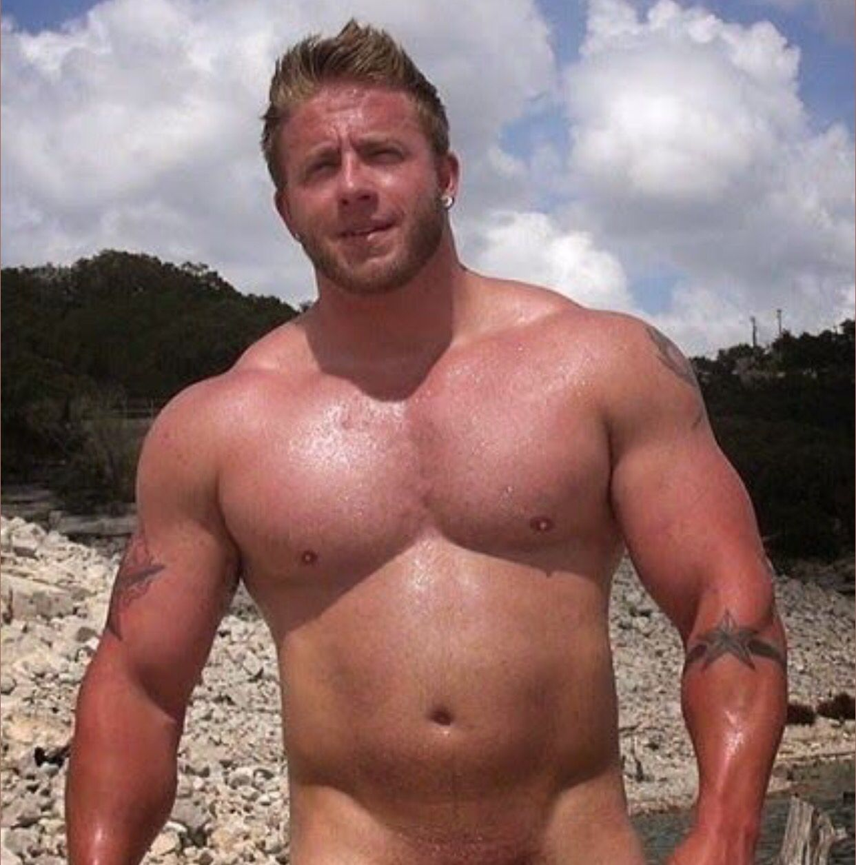 Gay Hunks Muscle 50