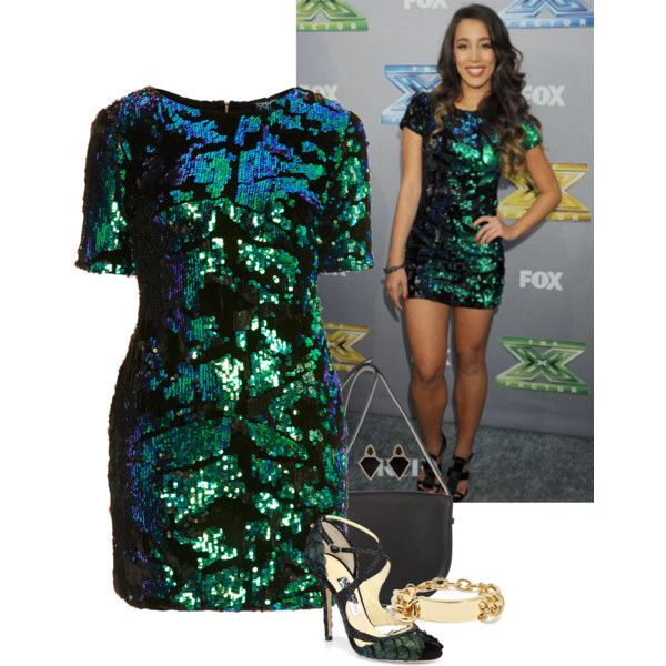"""""""Sierra Deaton – X Factor US Finale"""" by foreverforbiddenromancefashion on Polyvore"""
