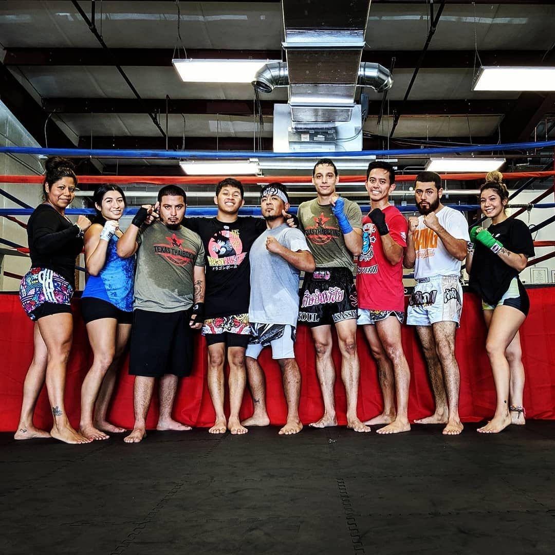 Great Sunday Funday training with Texas Thaiboxing Academy squad #SundayFunday #SquadGoals ...