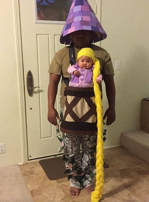 rapunzel in her tower the best halloween costumes in 2015
