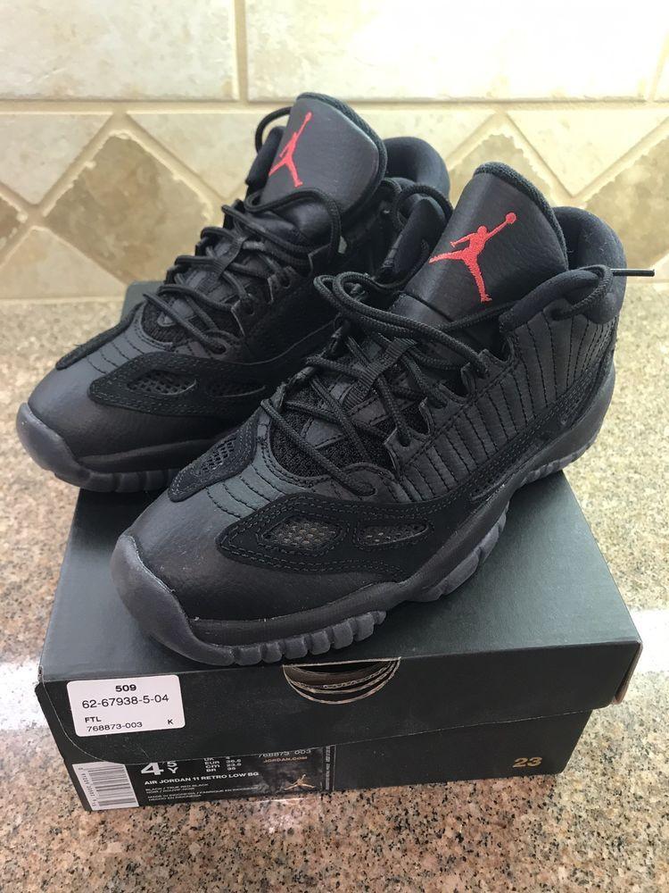 719687096eb13 Air Jordan 11 Low IE Referee GS  fashion  clothing  shoes  accessories