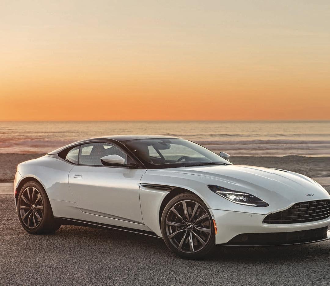 (@elitetraveler) Aston Martin's Reinvented DB11 Is A