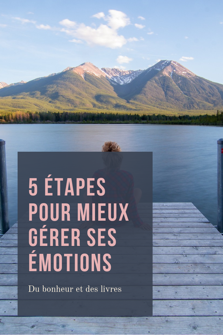 Comment Mieux Gerer Ses Emotions Gerer Ses Emotions Emotions Developpement Personnel