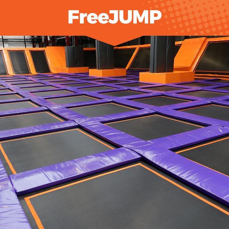 JUMP House Berlin Reinickendorf - Trampolinhalle Berlin in