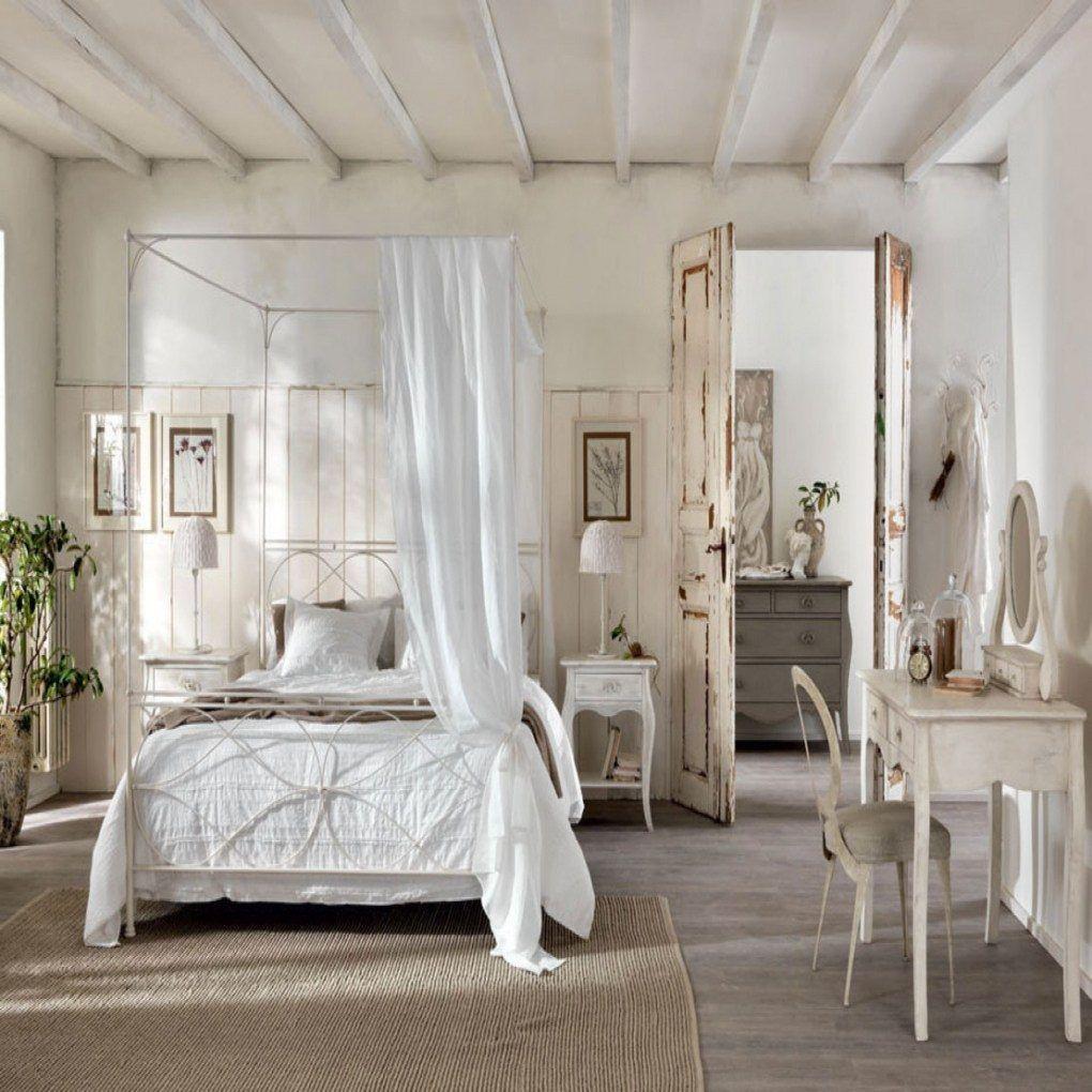 Schlafzimmer Landhausstil Einrichten Schlafzimmer Landhausstil