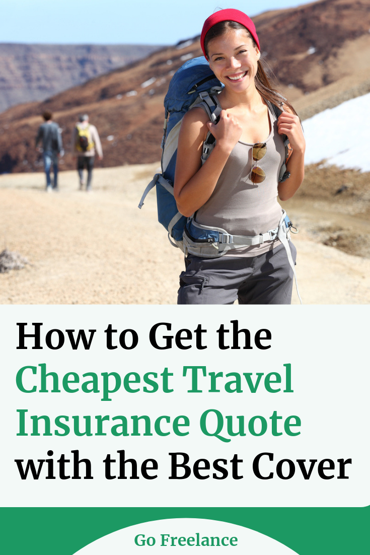 How to Get the Cheapest Travel Insurance Quote with the