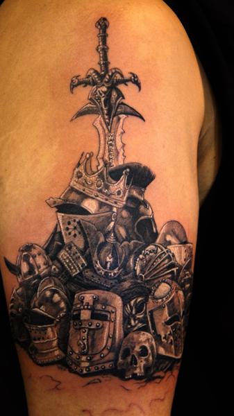 TATTOO SHOP TORONTO   (416) 544-0311   Asian Tattoos