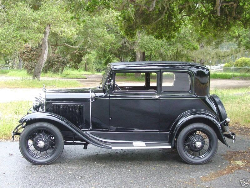 1931 Model A Victoria | Original Model A Fords | Pinterest | Ford ...
