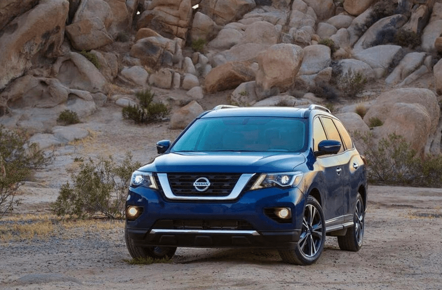 Pickup Trucks 2017 Nissan Pathfinder Used Cars Infiniti Engines For