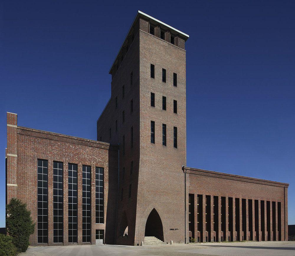 Über Uns — KINDL - Zentrum für Zeitgenössische Kunst   buildings ...