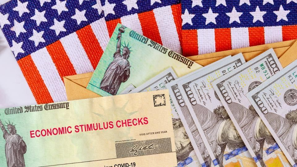 Second Stimulus Check Will Be 1,200 For Individuals—Same