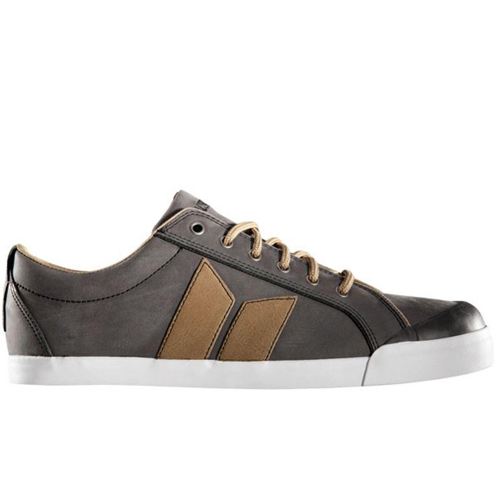 Macbeth - Eliot Premium Dark Grey & Antelope Shoes ...