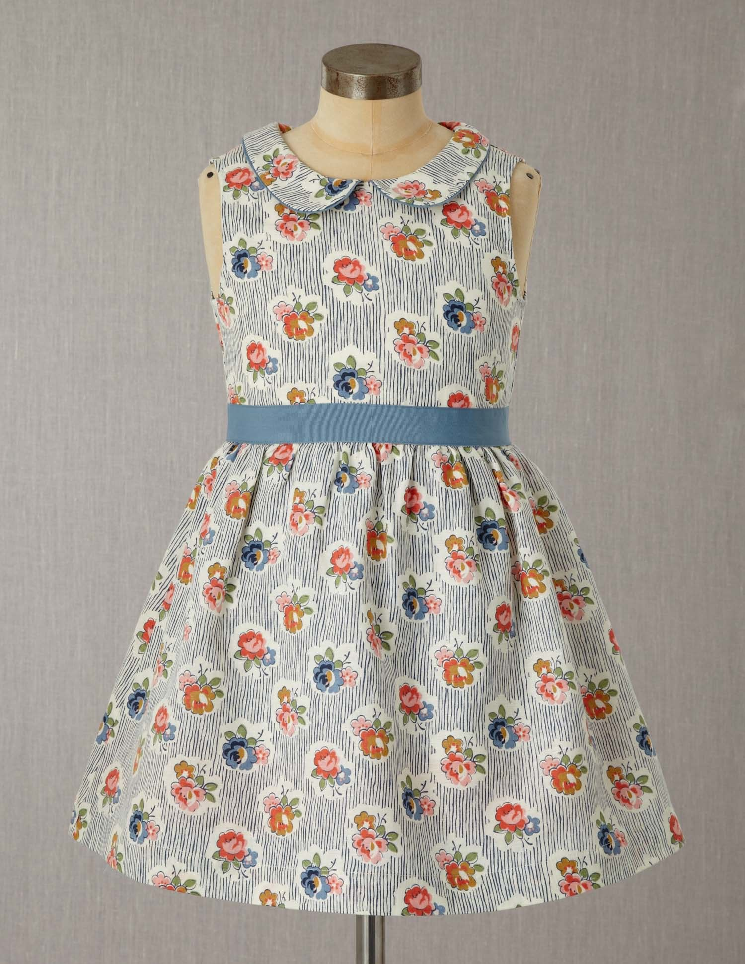 Mini Boden Vintage Dress Genevieve S Easter Dress Dressing My