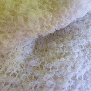 Anna snood alpaga blanc