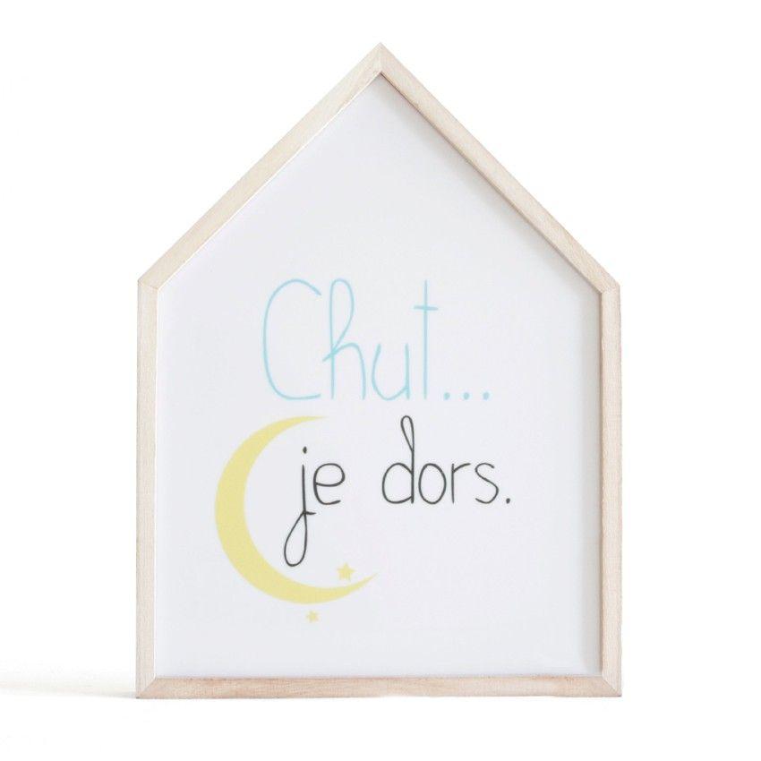 cadre d co lumineux pour chambre d 39 enfant la vie est. Black Bedroom Furniture Sets. Home Design Ideas