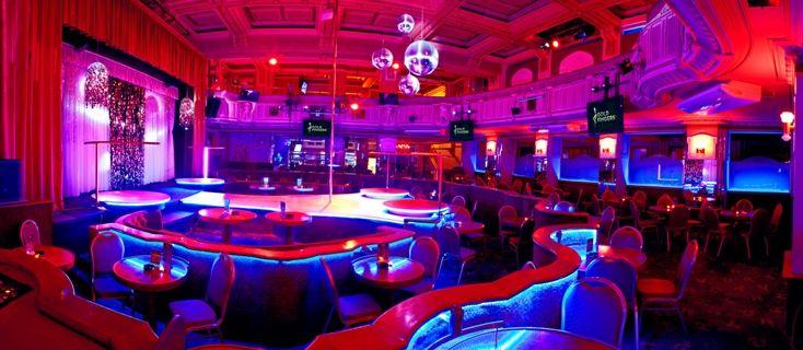 Prague erotic clubs