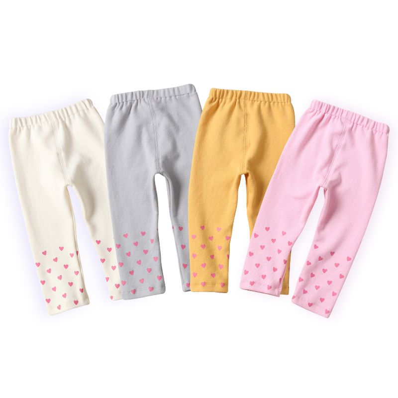 25a0ebcb1ab Girls clothing baby legging 100% cotton long trousers children s pants baby  long johns child trousers 1 - 2 years old