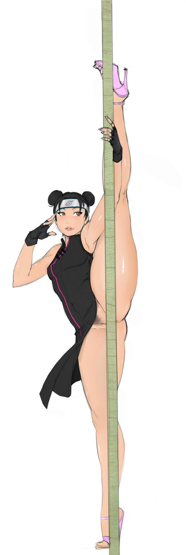 Muscle Girl Rule 34