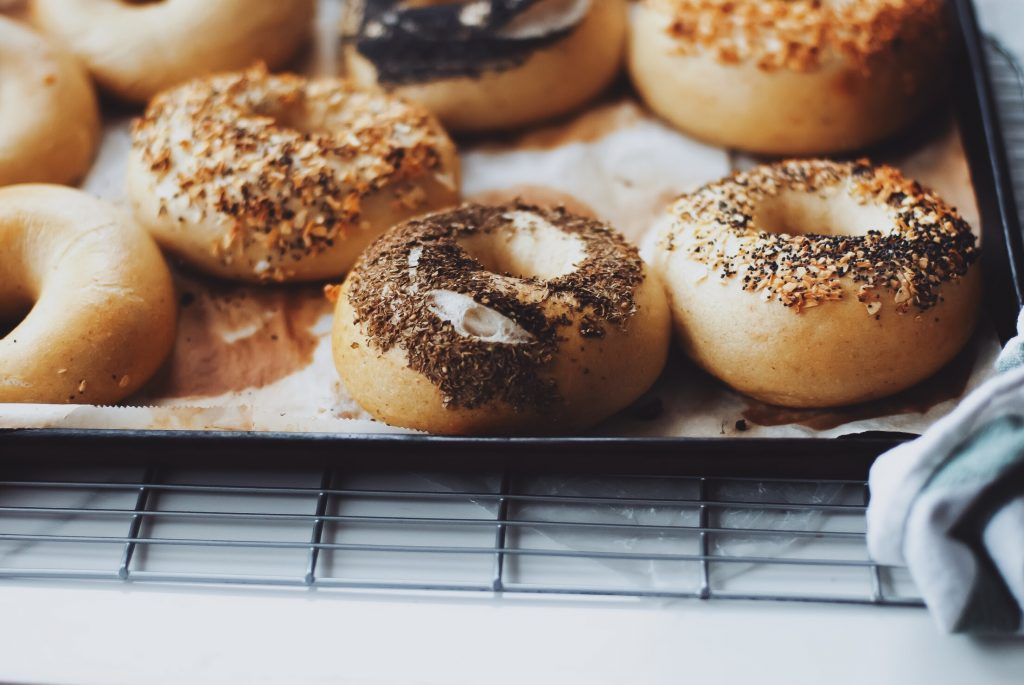 New york style sourdough bagels baked recipe