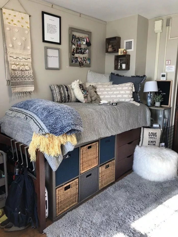 Small Dorm Room Ideas: 90 Best Dorm Room Ideas That Will Transform Your Room