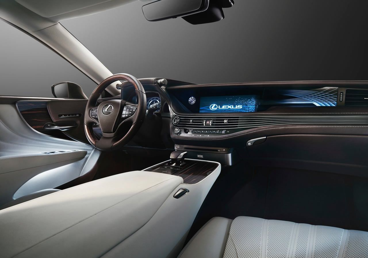 2018 Yeni Lexus LS 500 lexus ls500 The Car Show