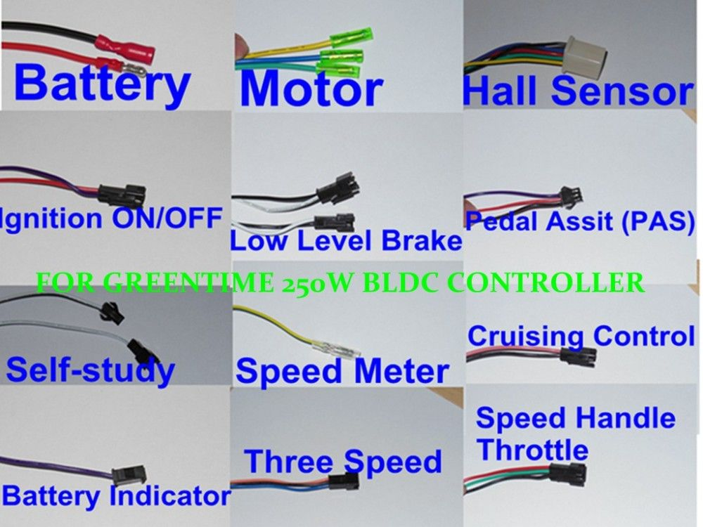 250w Bldc Controller Wiring Diagram Photo Final Electric Bike Kits Ebike Electric Bike Battery