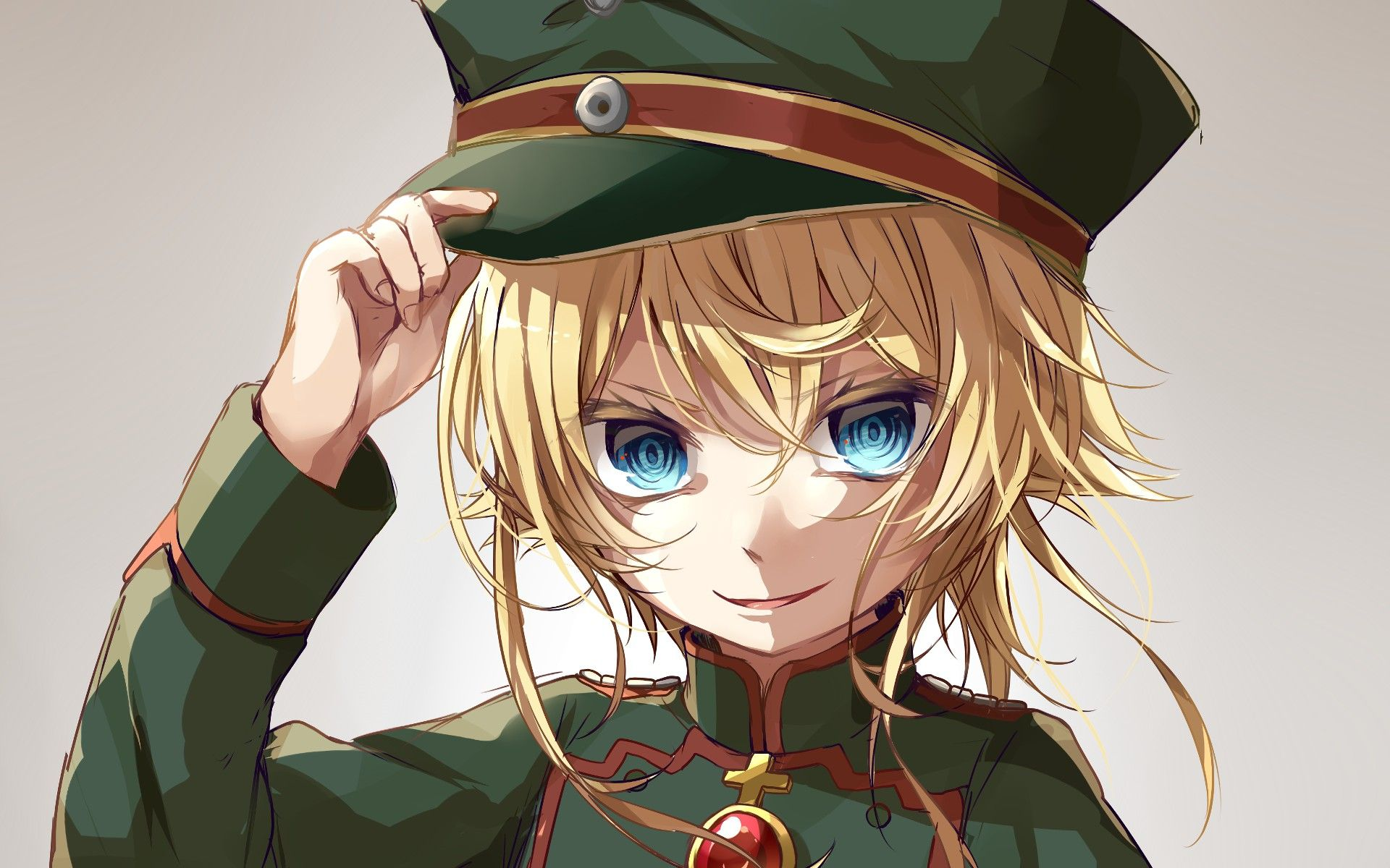 Pin by Esther Tang on Youjo Senki in 2020 Tanya the evil