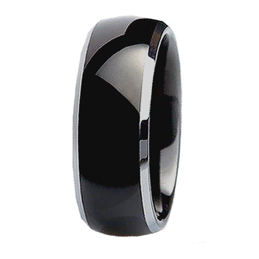 Image Result For Black Wedding Ring