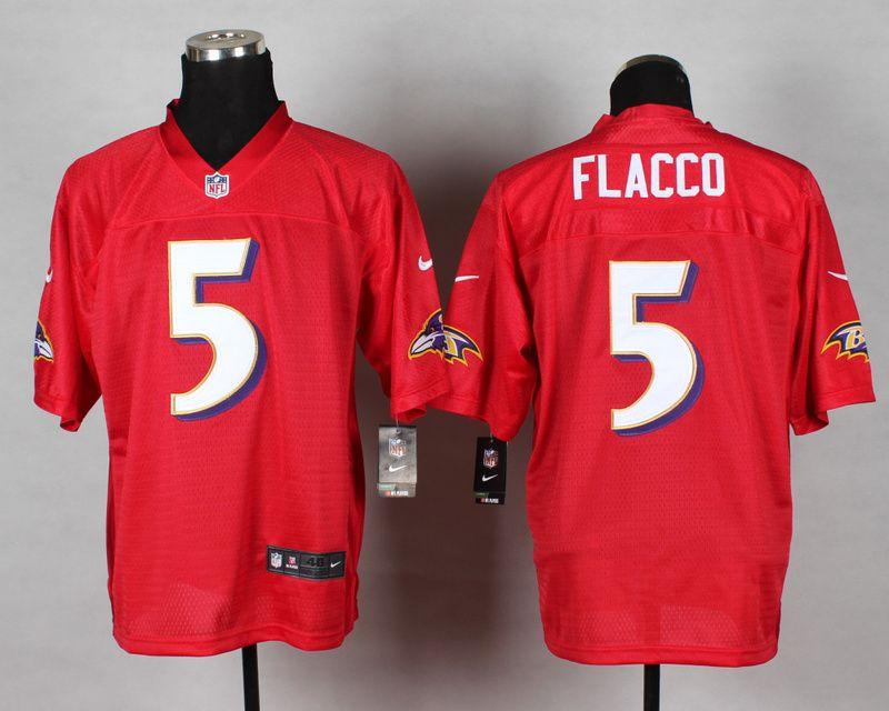 baltimore ravens red jersey